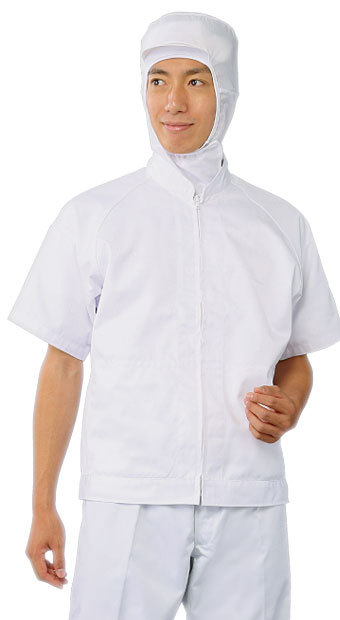 セレクトタイプ 半袖ジャケット